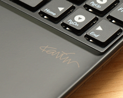 Karim's signature gives the 1008P an unique air