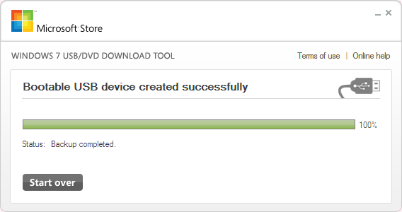 Wait for the device to be created