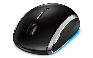 Microsoft Wireless Mobile 6000 - the cool looking pick