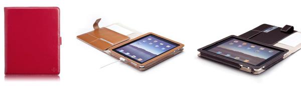 Simplism Leather iPad case