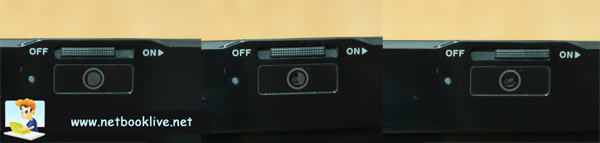 Webcam with privacy cover