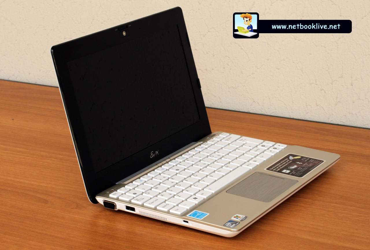 Asus 1018p Eee Pc Review White Version What A Mini Laptop