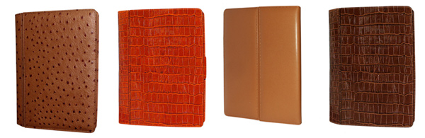 Various designs and colors available for the Piel Frama cases