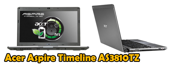 Acer Aspire Timeline AS3810TZ
