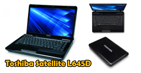 Toshiba Satellite L645D