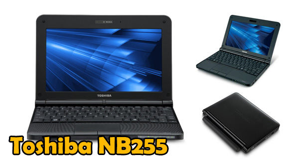 Toshiba Mini NB255