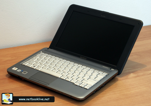 Sony Vaio M - 10 incher with a big name