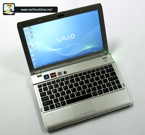 Sony Vaio YB - 11.6 inch laptop with AMD Fusion hardware