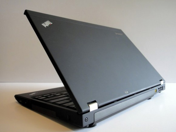 Simple and solid, just as every ThinkPad entry