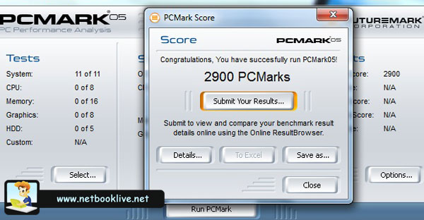 PCMark 05