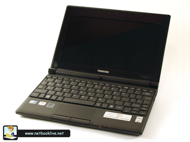 Toshiba NB500 - top pick in the sub $300 netbooks class