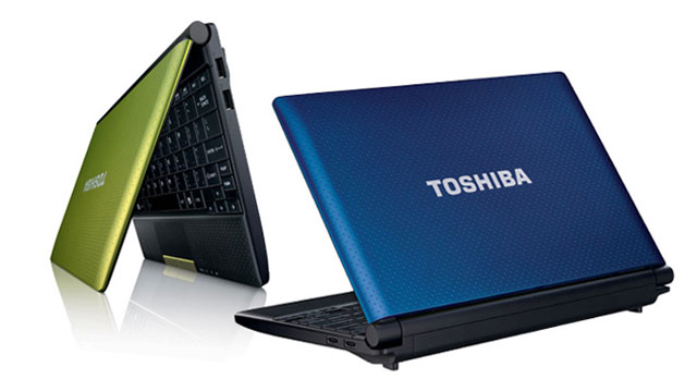 Toshiba NB500/NB505 - one of the best affordable 10 inch netbooks available