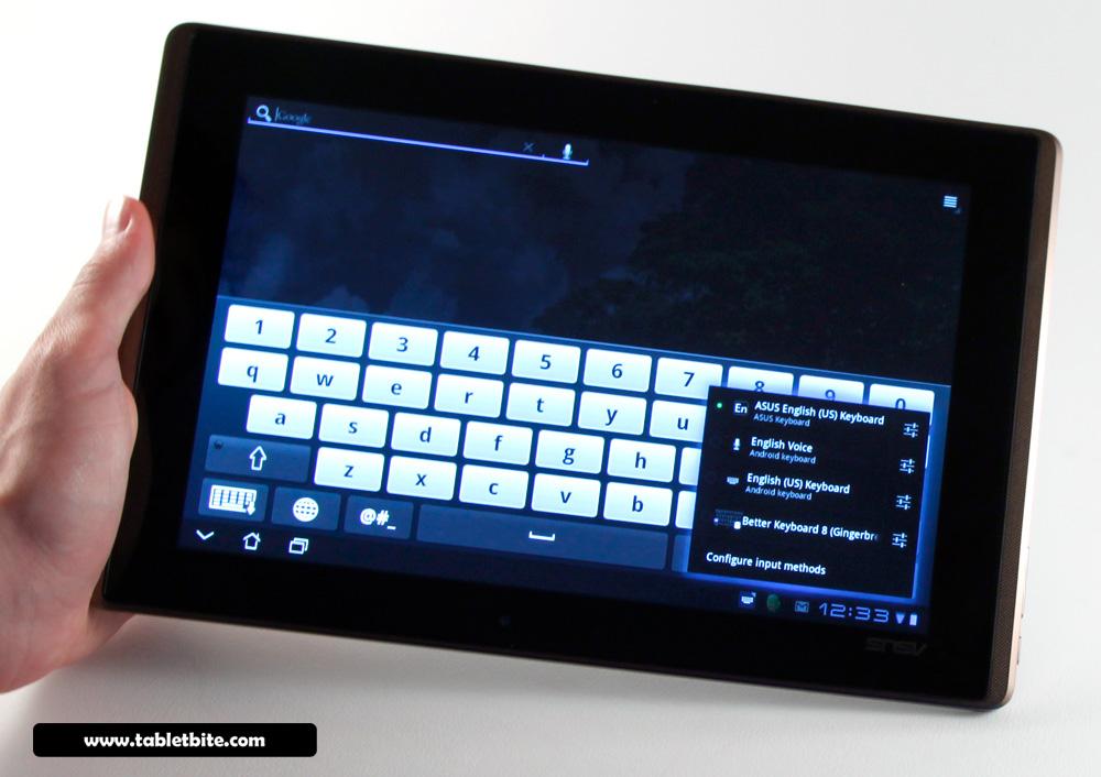 Asus customized keyboard