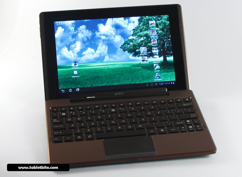 Tablet + docking = netbook. Sort of