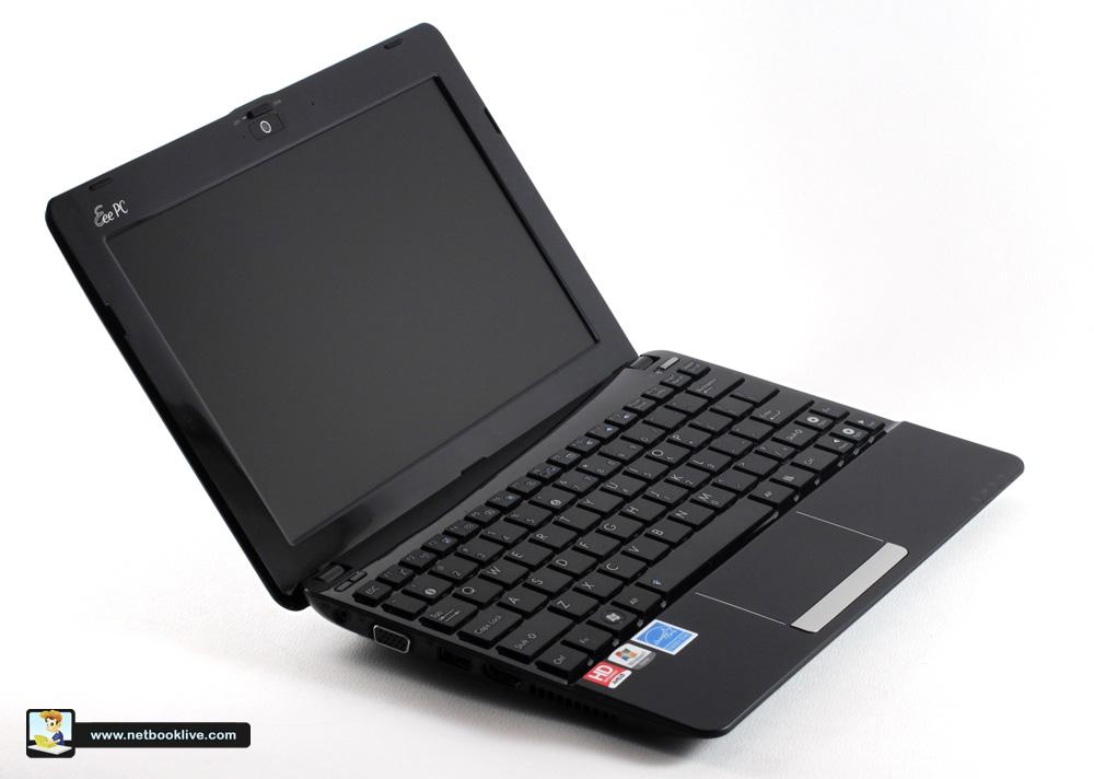Asus 1015B EEE PC - a versatile 10 inch netbook