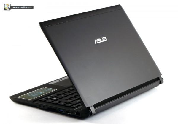Asus U36S - a fancy 13.3 inch premium notebook