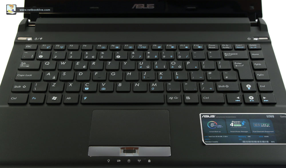 New Drivers: ASUS U44SG Keyboard Device Filter