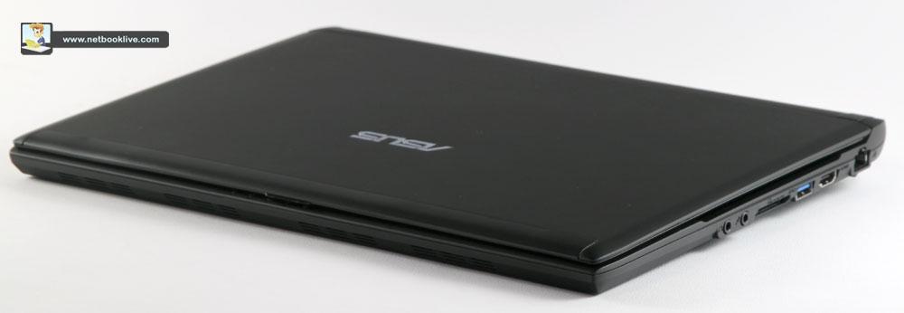 Asus U36SD Notebook Fancy Start Windows 7 64-BIT
