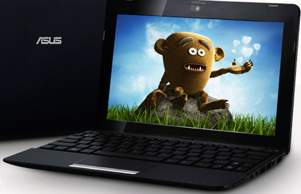 Asus 1015PN - same on the outside, more powerful inside