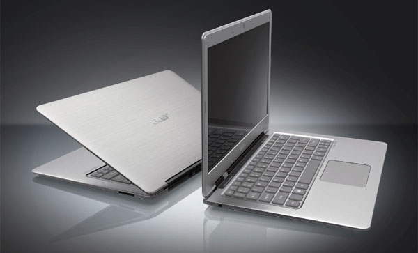 Acer Aspire S3 - another stylish ultrabook