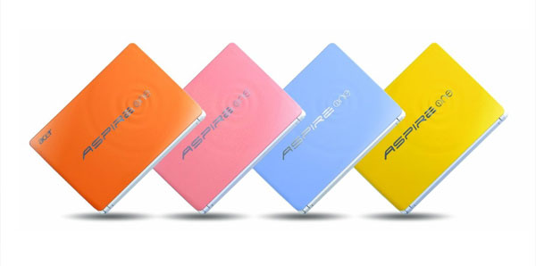 The cheerful Aspire One Happy 2 is perhaps the biggest rival for the D257