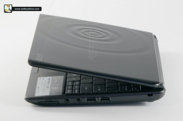 Acer AOD257: sleek, cheap and fast - a potential best-seller