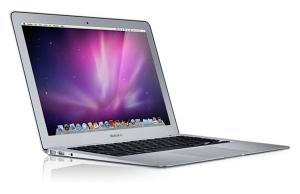 The 11.6 inch MacBook Air is one of the few netbooks packing an SSD