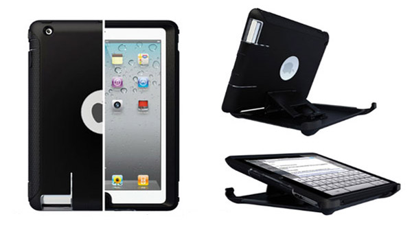 Otterbox Defender - the most solid iPad case on the market, but also bulky and quite expensive
