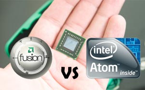 AMD vs Intel  - another round in the battle for mini laptops