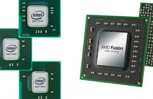 Intel Atom D2700 vs Atom D525(ION2) vs AMD E350 APU