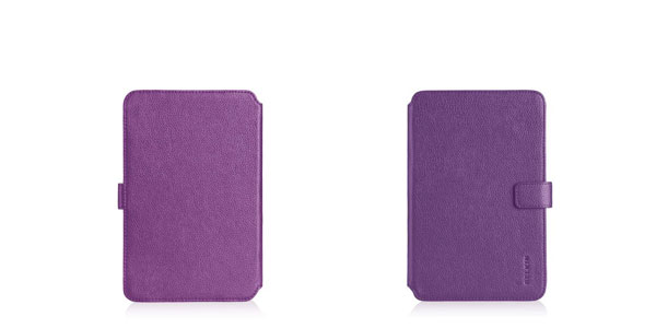 Two of the color versions for the Belkin Verve Tab for the Fire