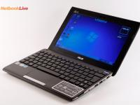 ASUS 1025C - the mainstream 2012 Asus netbook