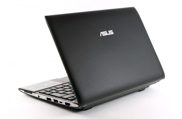 Asus 1025C: Not as fancy as the 1025CE, but still beautiful and solid built