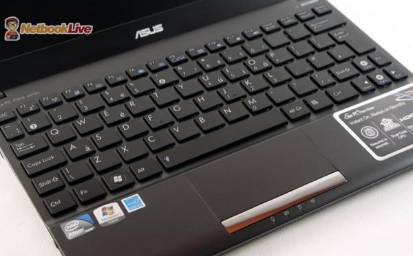 Good keyboard and trackpad