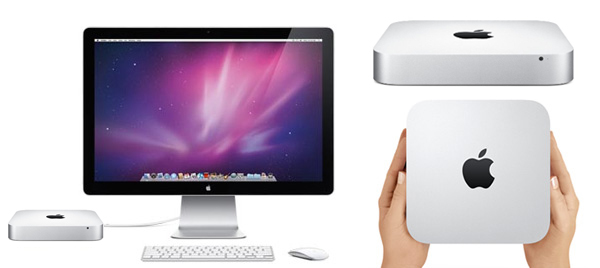 Apple Mac Mini - the fancy and powerful compact desktop computer