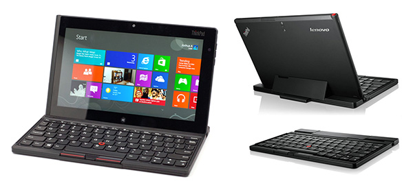 Lenovo's ThinkPad Tablet 2