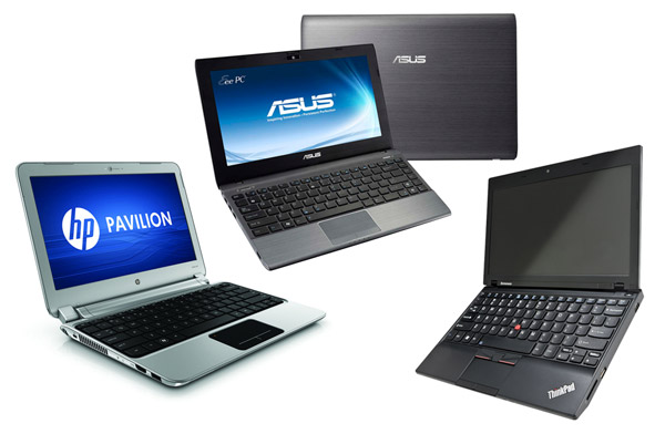 The AMD Family of 11.6 inch 12 inch mini laptops
