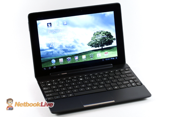 Asus Transformer Pad TF300 - a solid Android slate for under 400 bucks