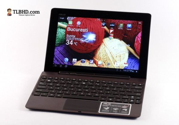 The Asus Transformer Infinity is competitively priced