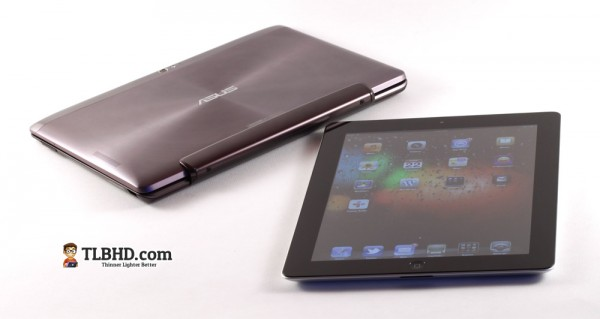 Both the Asus Infinity TF700 and the Apple iPad 3 are excellent tablets