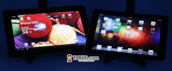 Both tablets are fast and powerful