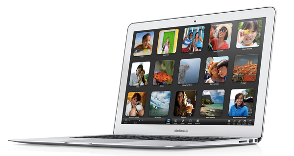 Apple Macbook Air - still one of the most popular 11.6 inchers of the moment