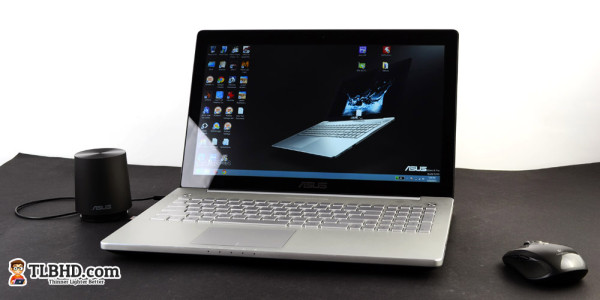 The Asus N550JV is a Top Multimedia Laptop