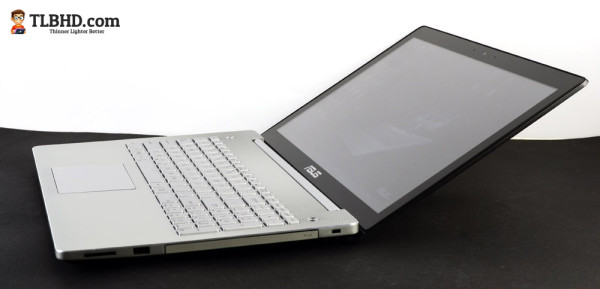 There will be several configuration options for the Asus N550
