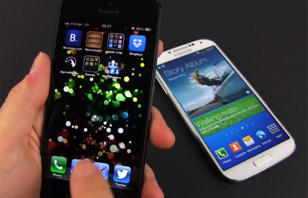 Both are awesome smartphones - I'll stick to the iPhone for now, but how about you?