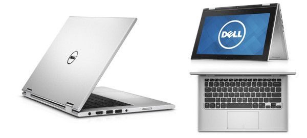 There are many reasons why you would like the 2-in-1 Dell Inspiron 11 3000