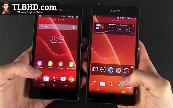 The Xperia Z2 improves many of the Z1's issues
