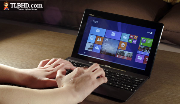 If you need a small and fairly capable WIndows 8.1 hybrid, the Asus Transformer Book T100 is for sure worth a look