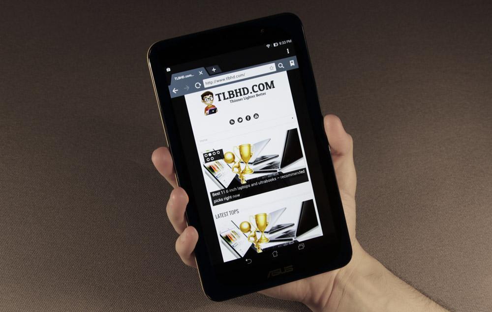 Asus Memo Pad 7 ME176CX / ME176C review - best 7 inch tablet