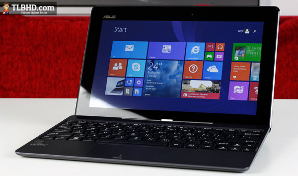 The Asus T100TAM build on the original T100TA with a metallic body, improved screen and faster hardware
